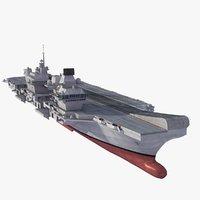 HMS Queen Elizabeth CVF
