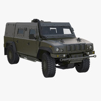 lmv long armored max