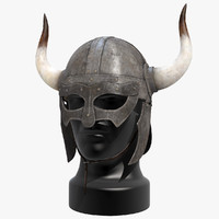 Viking Horned Helmet