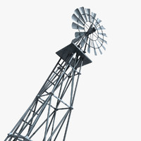 windmill 3D models