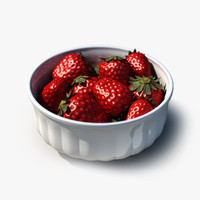 Strawberry Bowl