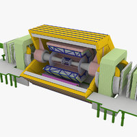 Large Hadron Collider (LHC) - ALICE