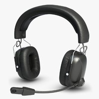 headphones 3d models