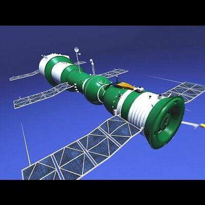 soyuz 1 spacecraft - photo #14