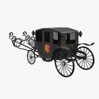 coach vintage 3d max
