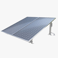 3ds solar panel