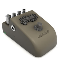 3d jh-1 marshall jackhammer guitar model