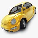 Volkswagen Beetle 3D models