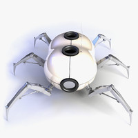 robot bug 3D models