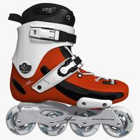 Inline Roller Skates 'Seba FR1'