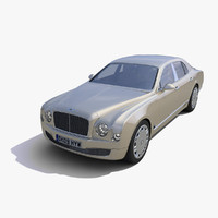 Bentley Mulsanne 2011