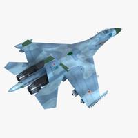 Sukhoi SU-27 SK Flanker