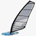 surfing 3D models
