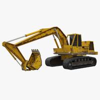 Crawler Excavator Atek-761