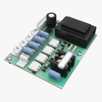 chip 3d model