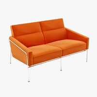 Series 3300 Textile Two Seater Sofa