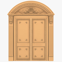 interior door 3D models