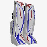 Ice Hockey Bauer Leg Pads