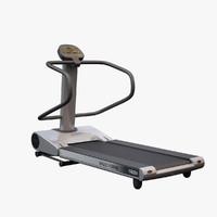 obj - spazio forma treadmill