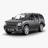 sport utility vehicle 3d lwo