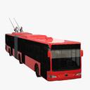 trolleybus 3D models