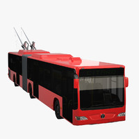 Articulated Trolleybus