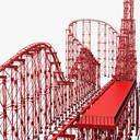 rollercoaster 3D models
