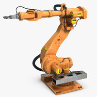 Industrial Robot Arm 1