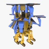 Landing Robo LR-12