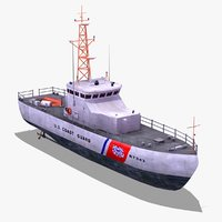 coast guard patrol boat 3ds