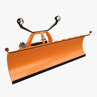 Snowplow Attachment