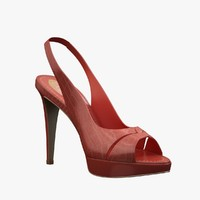 Caovilla - Red Sandals