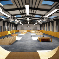Skatepark Indoor