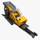 crusher 3D models