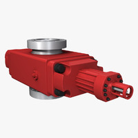 Forging Single Ram BOP - Blowout Preventer