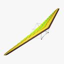 Hang Gliding 3D models