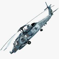 3d sikorsky sh-60b seahawk model