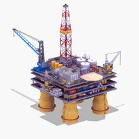 Offshore OilRig 2011