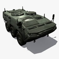 ARMA 6X6 Turkey Armoured Tactical Vehicle