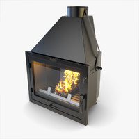 SiberStove Fireplace Furnace Aquariums
