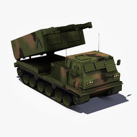 MLRS M270 US Army