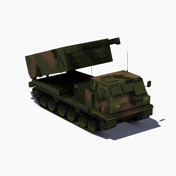 max m270 mlrs artillery