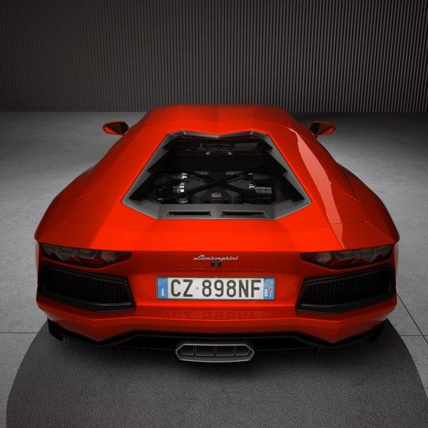 2014 Lamborghini Aventador Lp700 4: Maya Lamborghini Aventador Lp700 4
