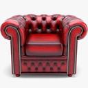 lounge chair 3D models
