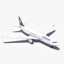 Airbus A330 3D models