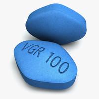 3d viagra pfizer vgr100