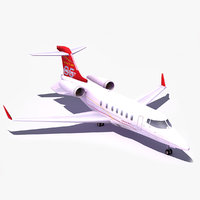 LearJet85 Business Jet