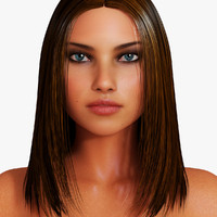 pandora photorealistic beauty 3d 3ds