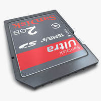 3d sd card