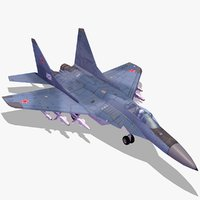 3d model russian navy mig29k fighter